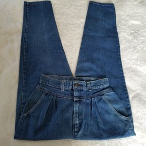 Vintage Rare White Label Levi's High Waisted Jeans